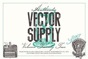 Unember Vector Supply Volume 22