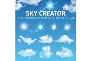 Sky creator.