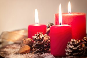 Christmas concept with decoration