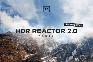 HDR Reactor Panel 2.0