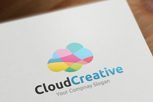 Cloud Creative Logo