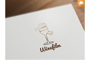 Wine Film Logo