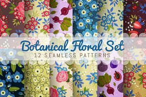 12 Amazing Seamless Patterns