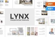 Lynx Presentation Template