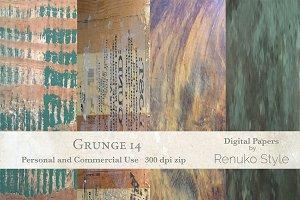 Grunge 14 Photoshop Textures