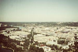 View on Washington