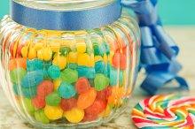 Color candies