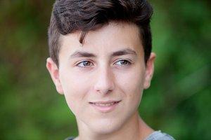 Nice teenager