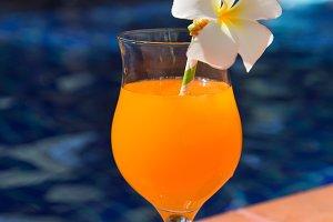 Tropic orange juice