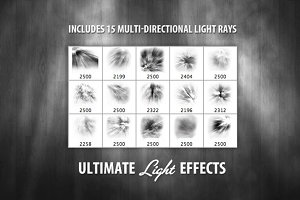 Ultimate Lighting Effects Brush Set