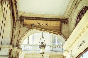 Paris, London
