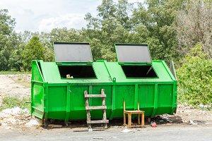 Public bin