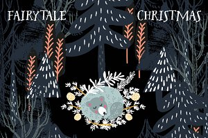 Christmas fairytale