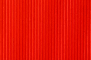 Red color embossing paper