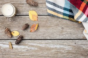 Fall Styled Stock Image