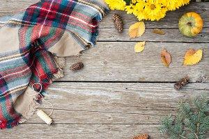 Fall Styled Flatlay