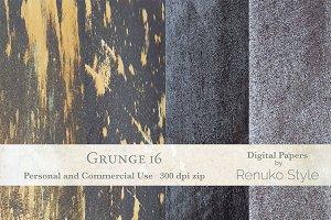 Grunge 16 Photoshop Textures