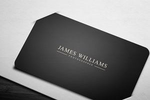 Elegance & Simplicity Business Card