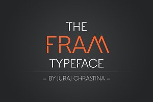 Fram Font Family