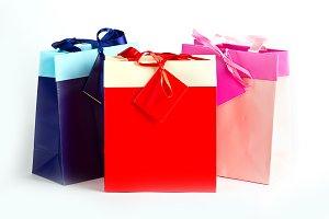 Presents papper bags