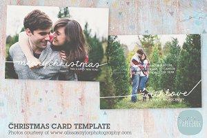 AC026 Your Studio Christmas Card