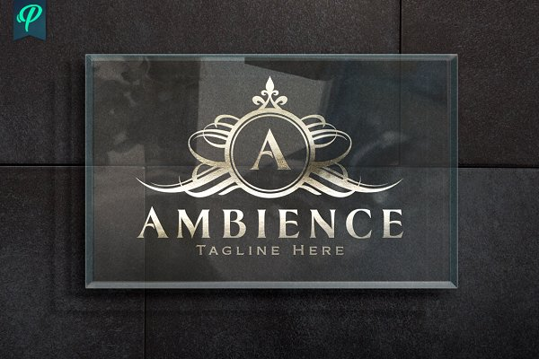 Ambience - Luxury Logo Design