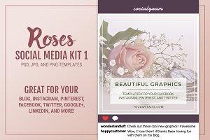 Roses Social Media Kit 1