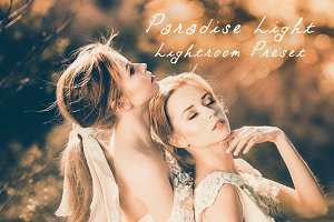 Paradise Light Soft LR Preset