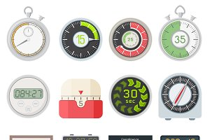 Timer clocks vector