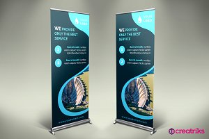 Hydro Services Roll Up Banner - v033