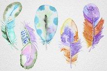 Feather set9