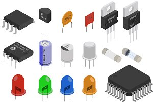 Electrical components collection
