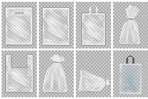 Transparent packaging