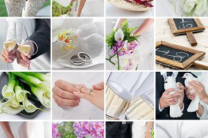 wedding mix