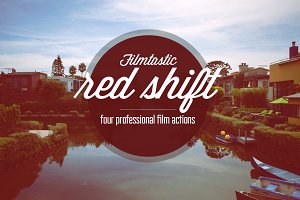 Filmtastic RedShift PS Film Actions