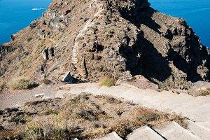 Cliffs, Trails, Boats 3