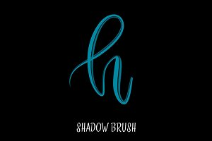 Shadow Brush for Procreate App
