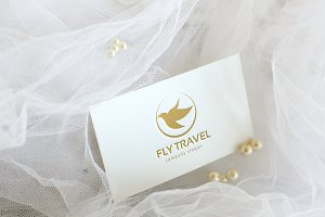 Fly Travel Logo
