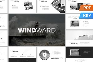 WindWard Presentation Template