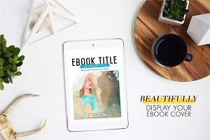 10page eBook Template InDesign + Pho
