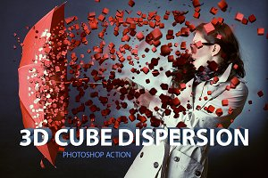 3D Cube Dispersion