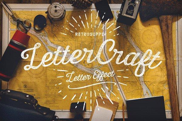 LetterCraft - Hand Lettering Kit