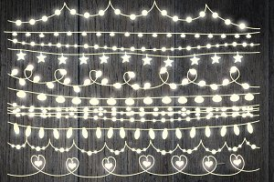 String Lights Clip art