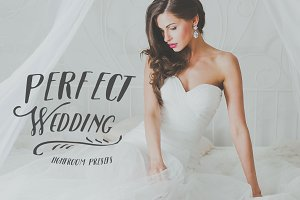 40 Perfect pastel wedding presets