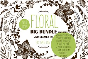 Floral Big Bundle