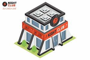 Night club building