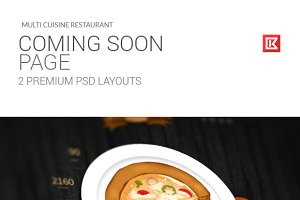 Multi Cuisine Restaurant Coming Soon
