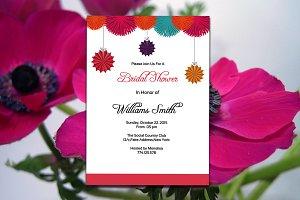 Printable Bridal Shower Invitation