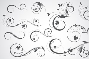 Swirls Designs Pack