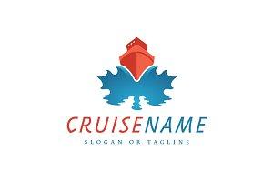Maple Leaf Cruise Logo